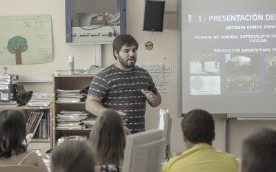 """Talleres gratuitos """"Crea Tu Cortometraje"""" de la Fundación López Mariscal. Julio 2017"""