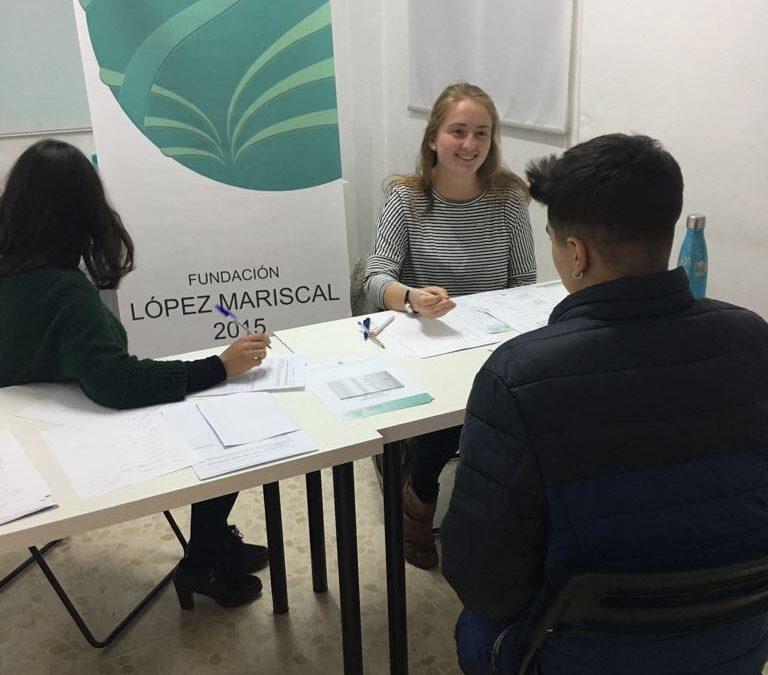 Celebradas la última fase de pruebas de la Beca Fundación López Mariscal 2015