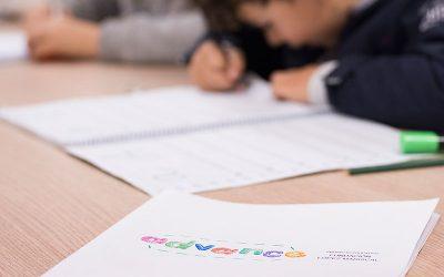 Ilusionados al poder reanudar las clases en la Fundación