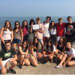 Día 19 en Westgate-on-Sea por Daniela León