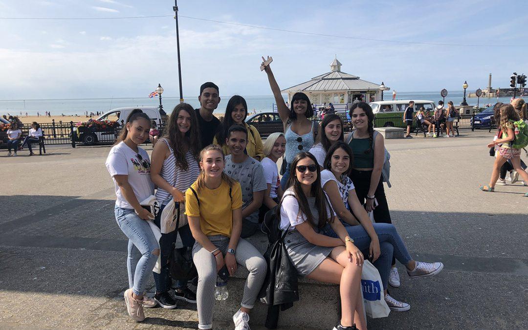 Día 10 en Margate por María Román