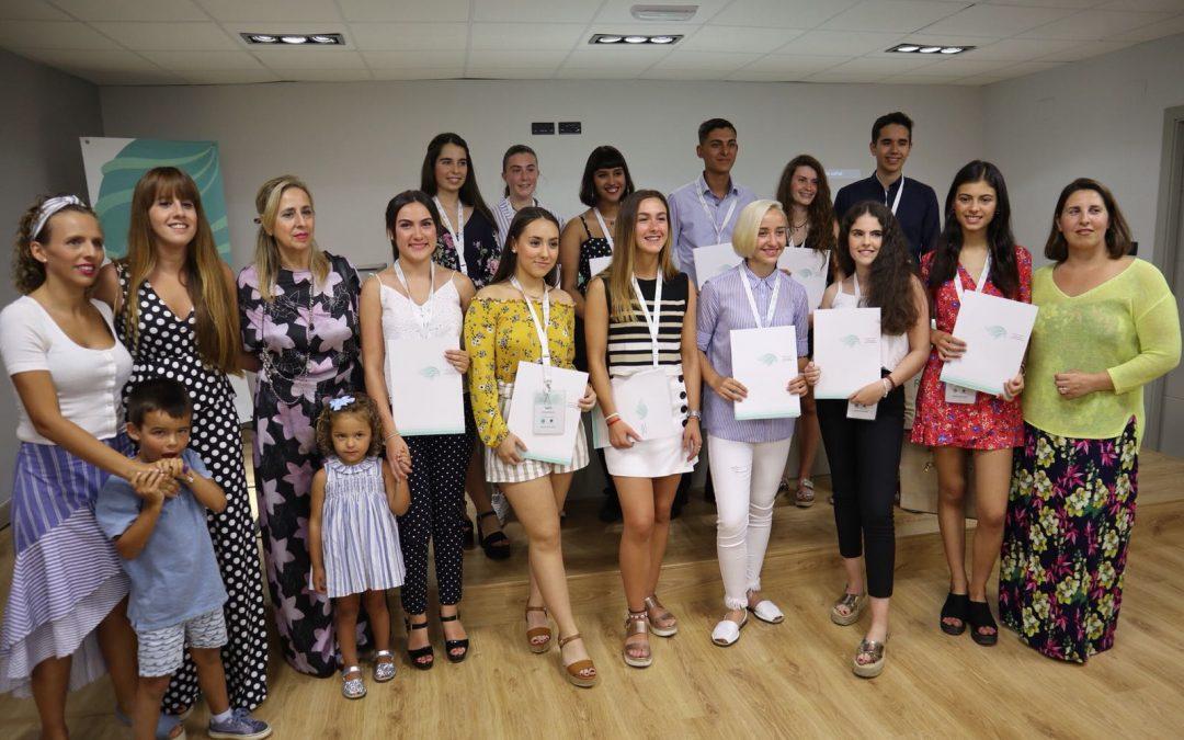 Entrega de Becas 2017/2018 de la Fundación López Mariscal