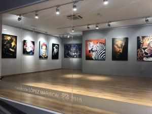 Exposición Jóvenes Pintores de Ubrique @ Sede Fundación López Mariscal | Ubrique | Andalucía | España