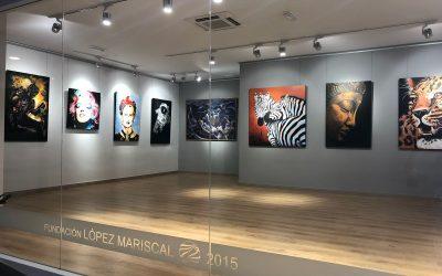 Exposición Septiembre 2018: Jóvenes Pintores de Ubrique
