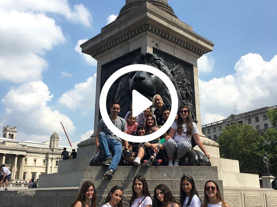 Video de los becados 2018 en Reino Unido