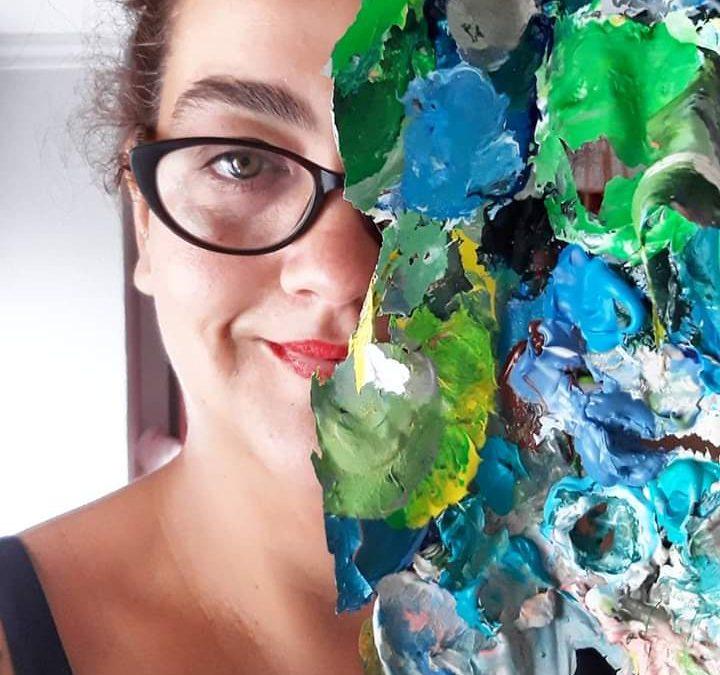 Estefanía Hernández, un rostro sincero