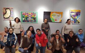 Exposición: Artistas de El Curtido @ Sede Fundación López Mariscal | Ubrique | Andalucía | España