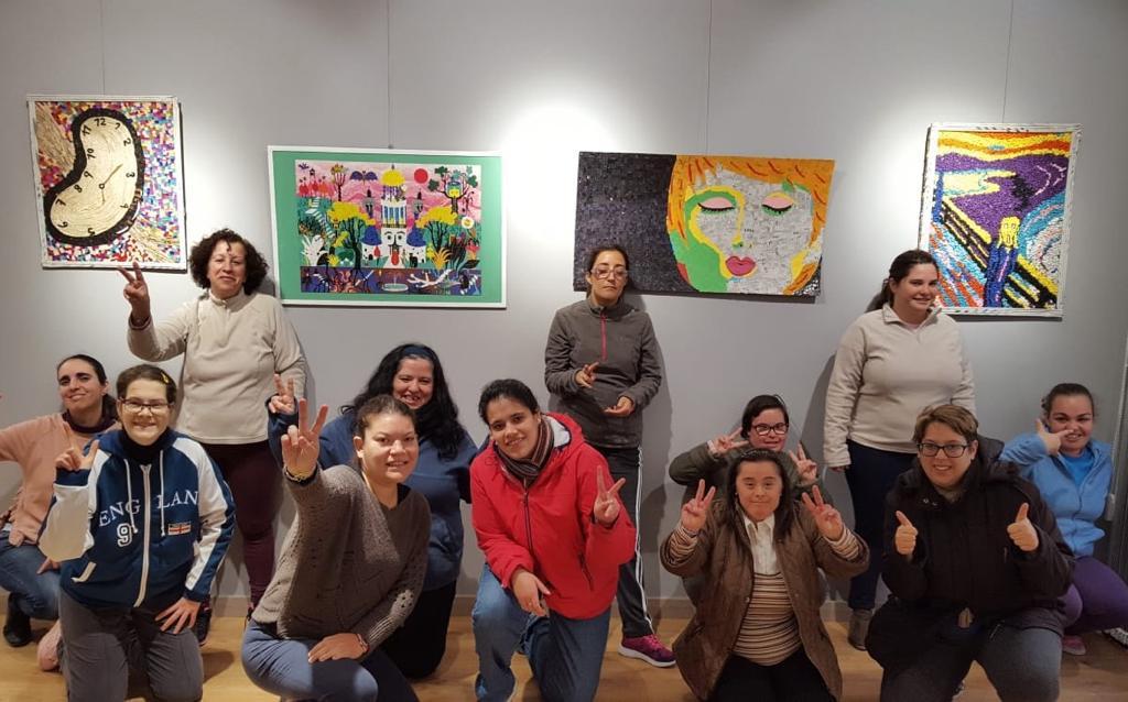 Exposición: Artistas de El Curtido
