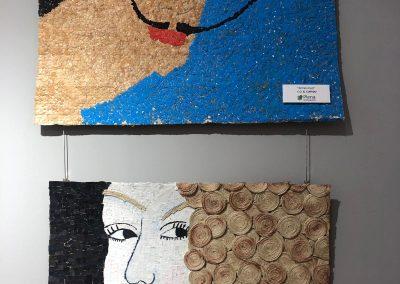 """""""Retrato Dalí"""" y """"El Rostro"""""""