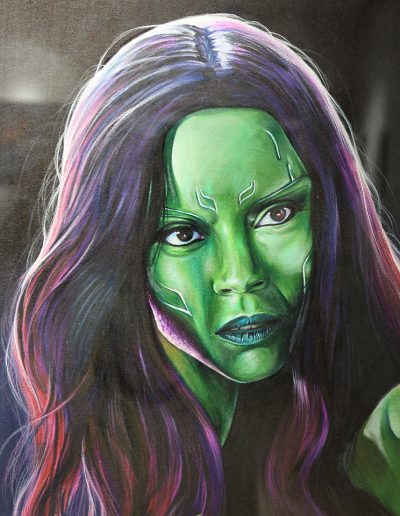 Gamora (Marvel)
