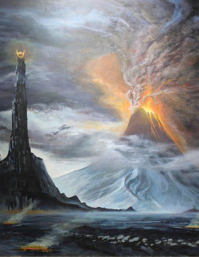 Mordor - Barad-dûr
