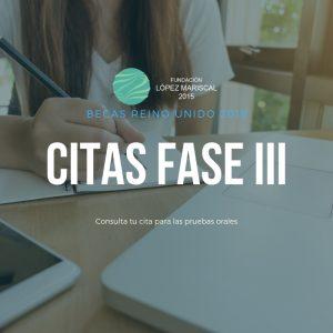 Examen Prueba Orales Becas @ Centro Thales