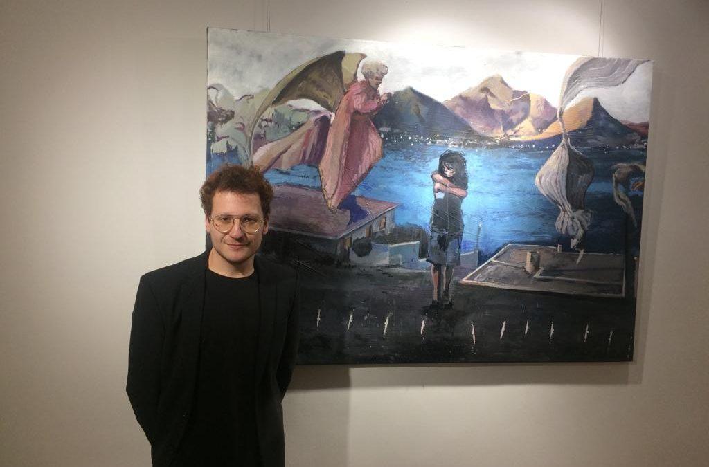Exposición de Manuel Janeiro