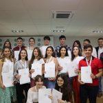 La Fundación celebra su acto de entrega de becas para estudios en el extranjero