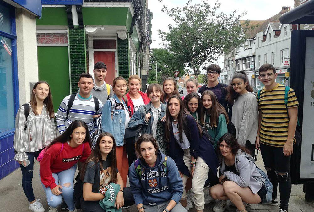 Día 15 en Oxford por Alba Villalba