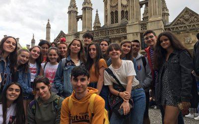 Día 14 en Cambridge por Patricia Sicre