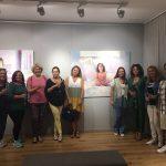 Exposición de María Luisa Rey Barroso