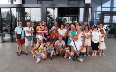 7 familias disfrutan de unas vacaciones únicas