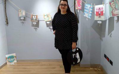 El Arte de Estefanía Hernández está de moda