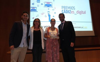 Somos la mejor web asociativa de la provincia de Cádiz