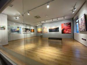 Exposición conjunta Artistas Ubrique con Arte 2019 @ Sede Fundación López Mariscal