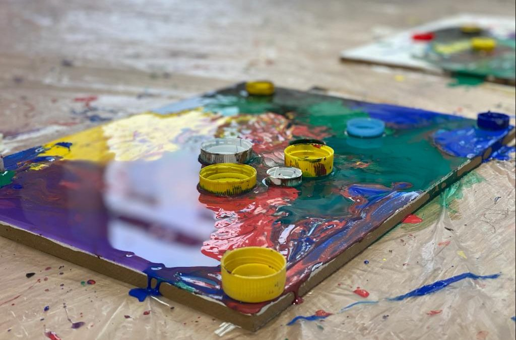 Taller de Pintura CEIP Benafélix