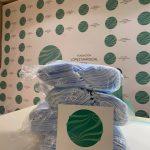 La Fundación hace una donación de 5.000 mascarillas al Ayuntamiento de Ubrique