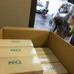 NUEVA DONACIÓN DE 12.500 MASCARILLAS AL PUEBLO DE UBRIQUE