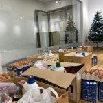 La Fundación López Mariscal refuerza su campaña de alimentos en esta Navidad