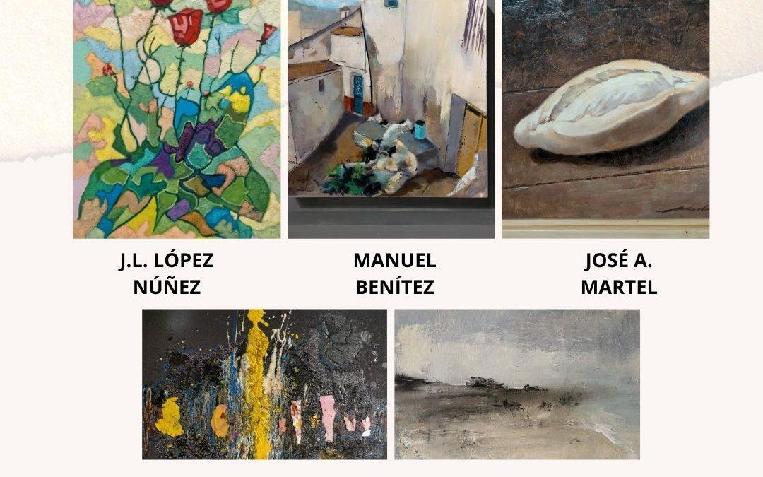 EXPOSICIÓN SOLIDARIA EN MADRID CON LA PARTICIPACIÓN DE ARTISTAS UBRIQUEÑOS Y DE NUESTRA COMARCA